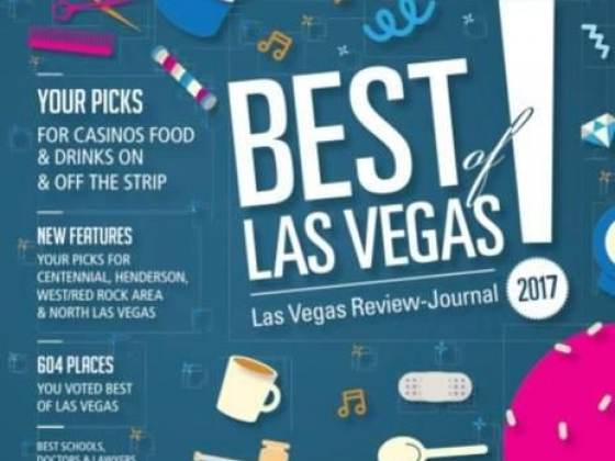 A Look Back: 2017 Best of Las Vegas Winners Magazine
